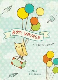 Bon Voyage a Travel Journal