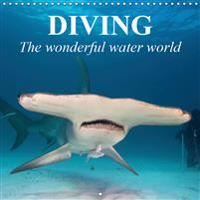 Diving - The wonderful water world 2019