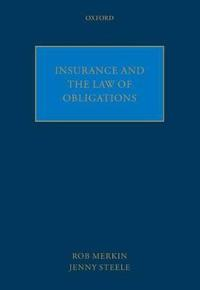 Insurance and the Law of Obligations