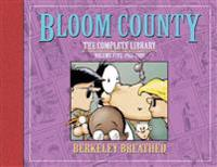 Bloom County The Complete Library, Vol. 5 1987-1989