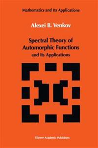 Spectral Theory of Automorphic Functions and Its Applications