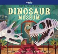 Build Your Own Dinosaur Museum - Lonely Planet Kids - böcker (9781788681278)     Bokhandel