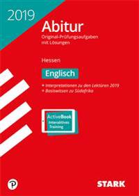 Abiturprüfung Hessen 2019 - Englisch GK/LK