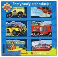 Brannmann Sam; Pontypandy brannstasjon