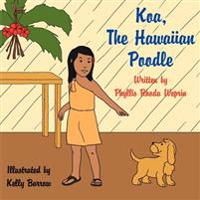 Koa, the Hawaiian Poodle