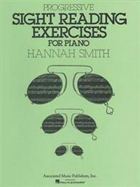 Progressive Sight Reading Exercises for Piano