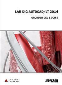 Lär dig AutoCAD / LT 2014 del 1 och 2, färg