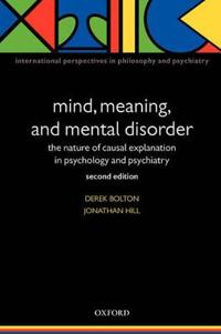 Mind, Meaning, and Mental Disorder