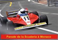 Parade de la Scuderia a Monaco 2019