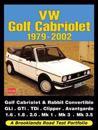 VW Golf Cabriolet 1979-2002