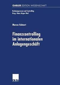 Finanzcontrolling Im Internationalen Anlagengeschäft