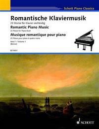 Romantische Klaviermusik/ Romantic Piano Music/ Musique Romantique Pour Piano