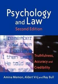 Psychology and Law 2e