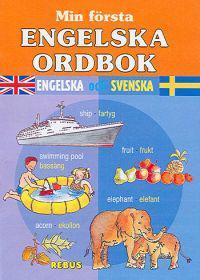 Min första engelska ordbok