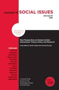 New Perspectives on Human-animal Interactions