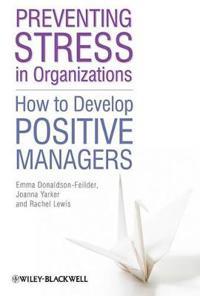 Preventing Stress in Organizat