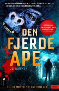 Den fjerde ape - J.D. Barker | Inprintwriters.org