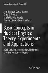 Basic Concepts in Nuclear Physics: Theory, Experiments and Applications: 2015 La Rábida International Scientific Meeting on Nuclear Physics