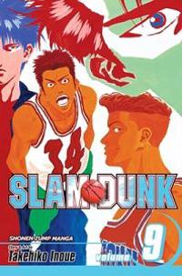 Slam Dunk, Volume 9: A Team of Troubled Teens