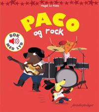 Paco og rock (med lyd)