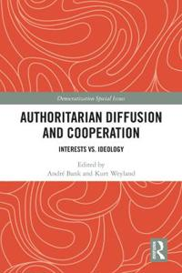 Authoritarian Diffusion and Cooperation