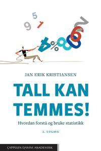 Tall kan temmes! - Jan Erik Kristiansen   Inprintwriters.org