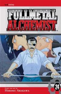 Fullmetal Alchemist, Volume 24