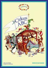 Läsgåvan A, Bokstavsbok A-Ö Cirkus ABC