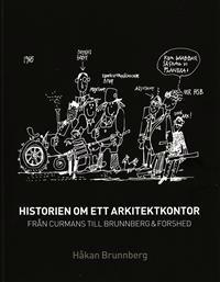 Historien om ett arkitektkontor från Curmans till Brunnberg & Forshed