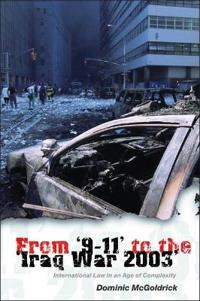 From 9-11 to the Iraq War 2003