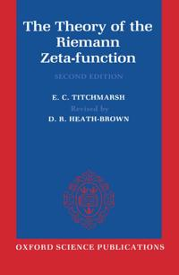 The Theory of the Riemann Zeta-Function