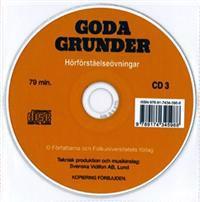 Goda Grunder cd audio hörförståelse