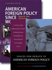 American Foreign Policy Since World War II / Issues for Debate in American Foreign Policy
