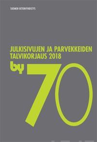 Julkisivujen ja parvekkeiden talvikorjaus 2018