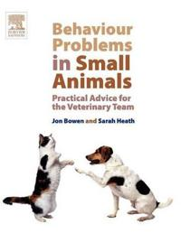 Behavior Problems In Small Animals