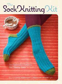 The Sock Knitting Kit