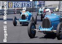 Bugatti en course a Monaco 2019