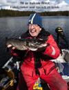 50 år bakom flötet - Fiskekrönikor med tips och ett leende