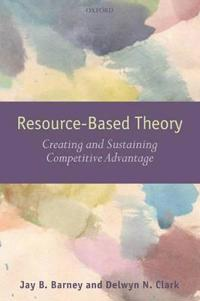 Resouce-Based Theory