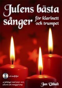Julens bästa sånger för oboe och sopranblockflöjt (med cd och på Spotify) - Jan Utbult pdf epub