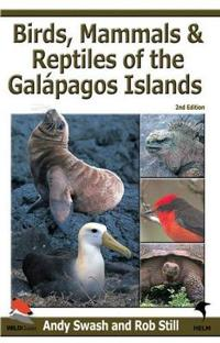 Birds, mammals, and reptiles of the galapagos islands - an identification g
