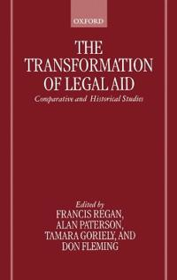 The Transformation of Legal Aid