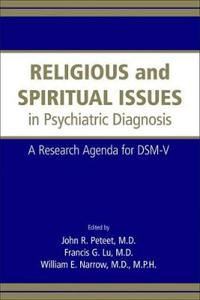 Religious and Spiritual Issues in Psychiatric Diagnosis