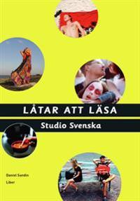 Studio Svenska Låtar att läsa