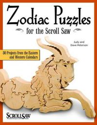 Zodiac Puzzles for the Scroll Saw Woodworking