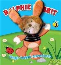 Fingerpuppet Block Rabbit