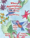 Where Hummingbirds Come from Bilingual Finnish English