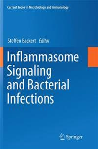 Inflammasome Signaling and Bacterial Infections
