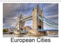 European Cities / UK Version 2019