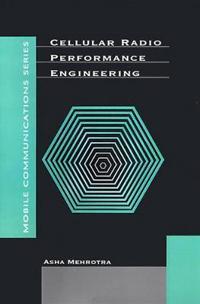 Cellular Radio Performance Engineering